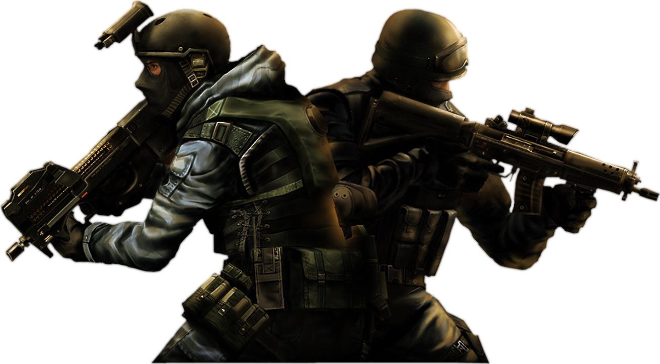 Counter Strike HD PNG