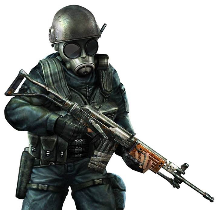 Full resolution PlusPng.com  - Counter Strike HD PNG