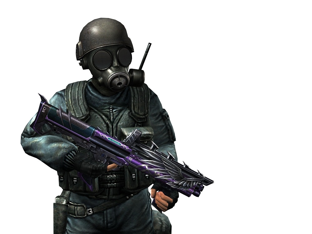 Thanatos11 ch1(1).png - Counter Strike HD PNG