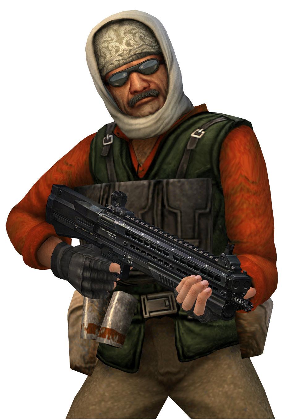 Uts15 leet.png - Counter Strike HD PNG