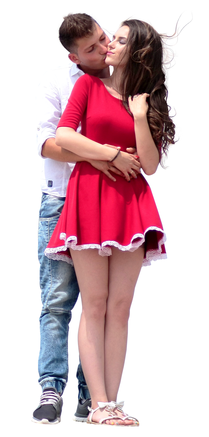 Couple PNG Transparent Image