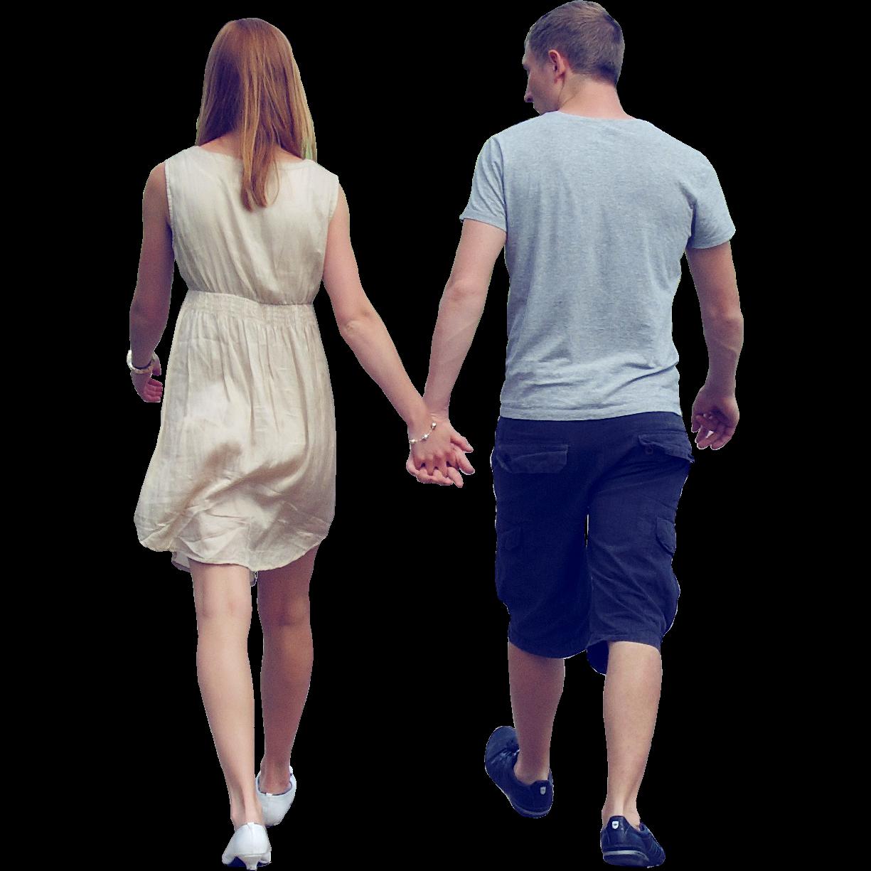 Couple Transparent PNG Image