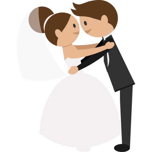 PNG SVG PlusPng pluspng.com - Groom HD PNG - Couple PNG HD