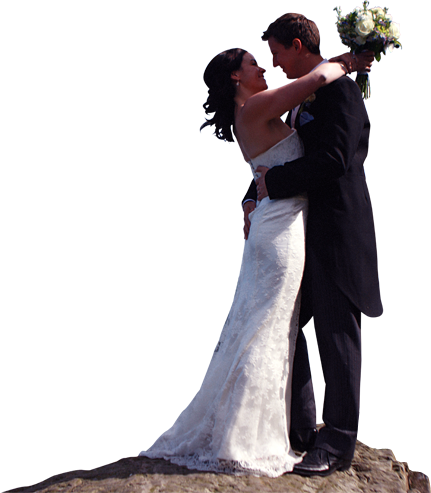 Wedding Couple - Couple PNG HD