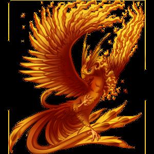 Phoenix PNG - 6946