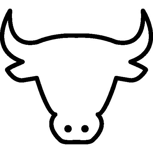 Cow Head PNG HD - 140171