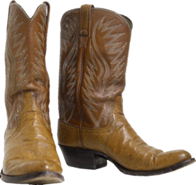 cowboy boots, mirror - Cowboy Boots With Spurs PNG
