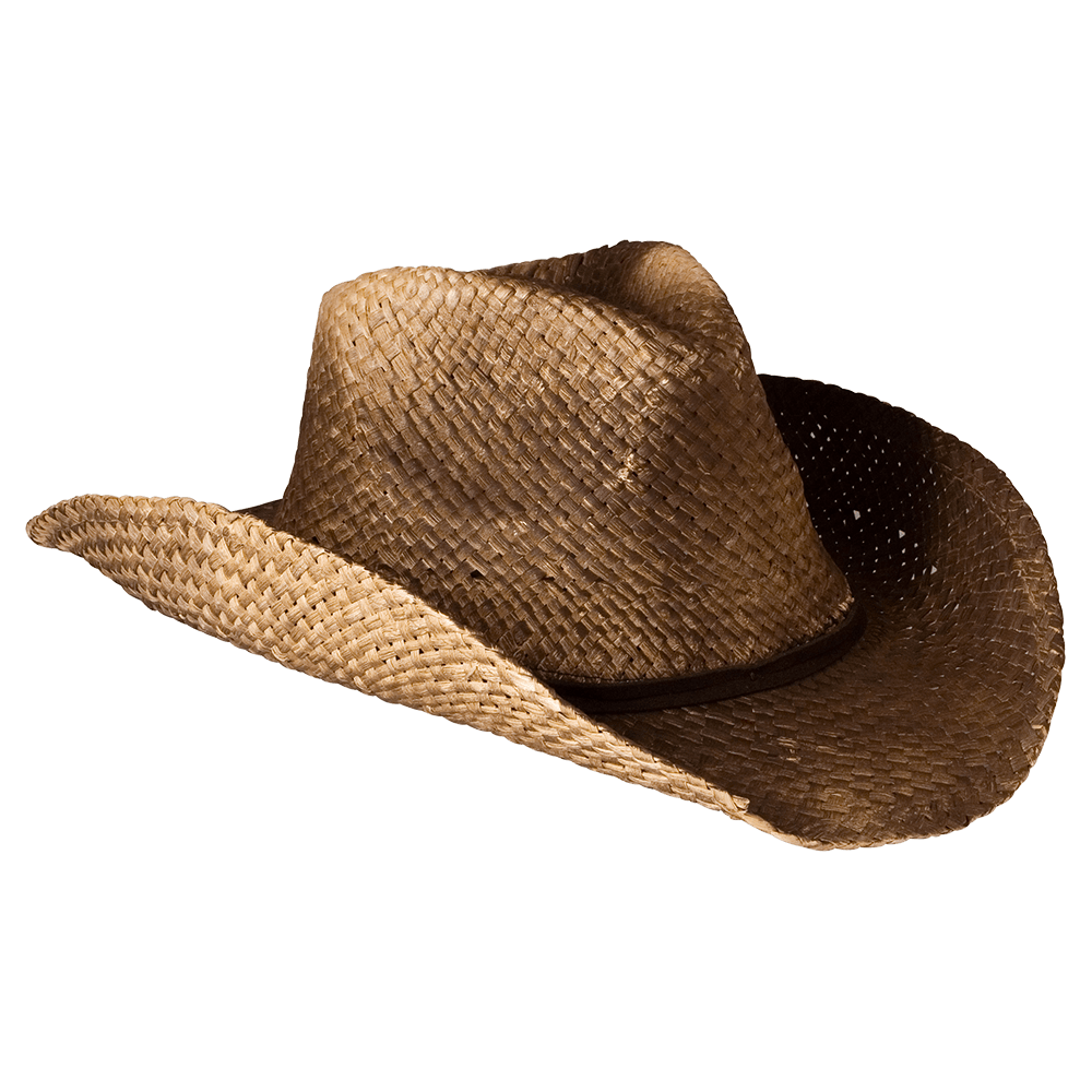Cowboy Hat Straw - Cowboy Hat PNG