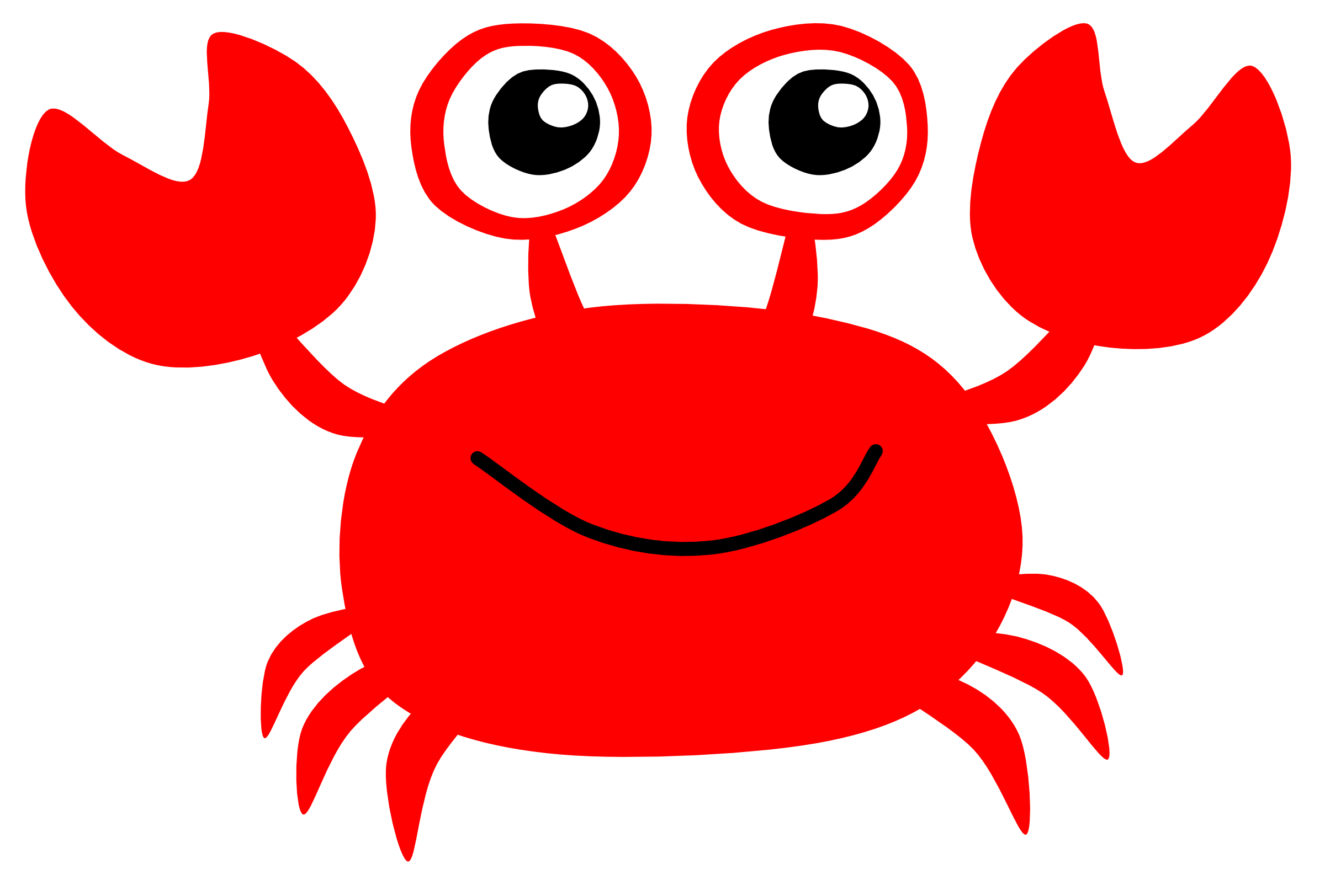 Crab PNG - 11902