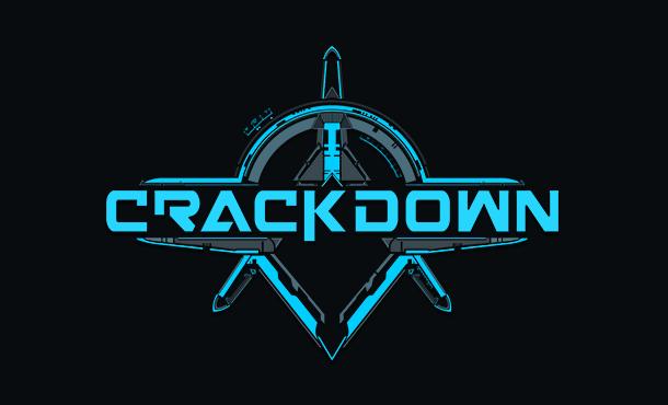Crackdown Logo Clipart PNG Image - Crackdown PNG