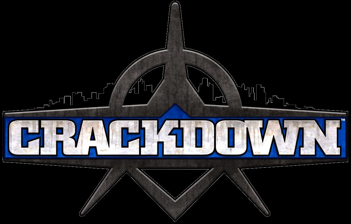 Crackdown logo.png - Crackdown PNG