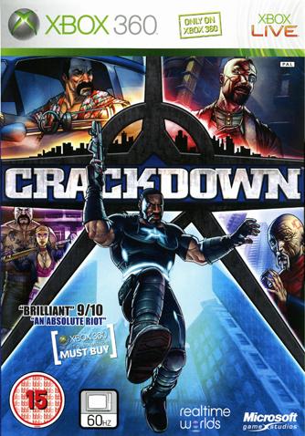 Crackdown.png - Crackdown PNG