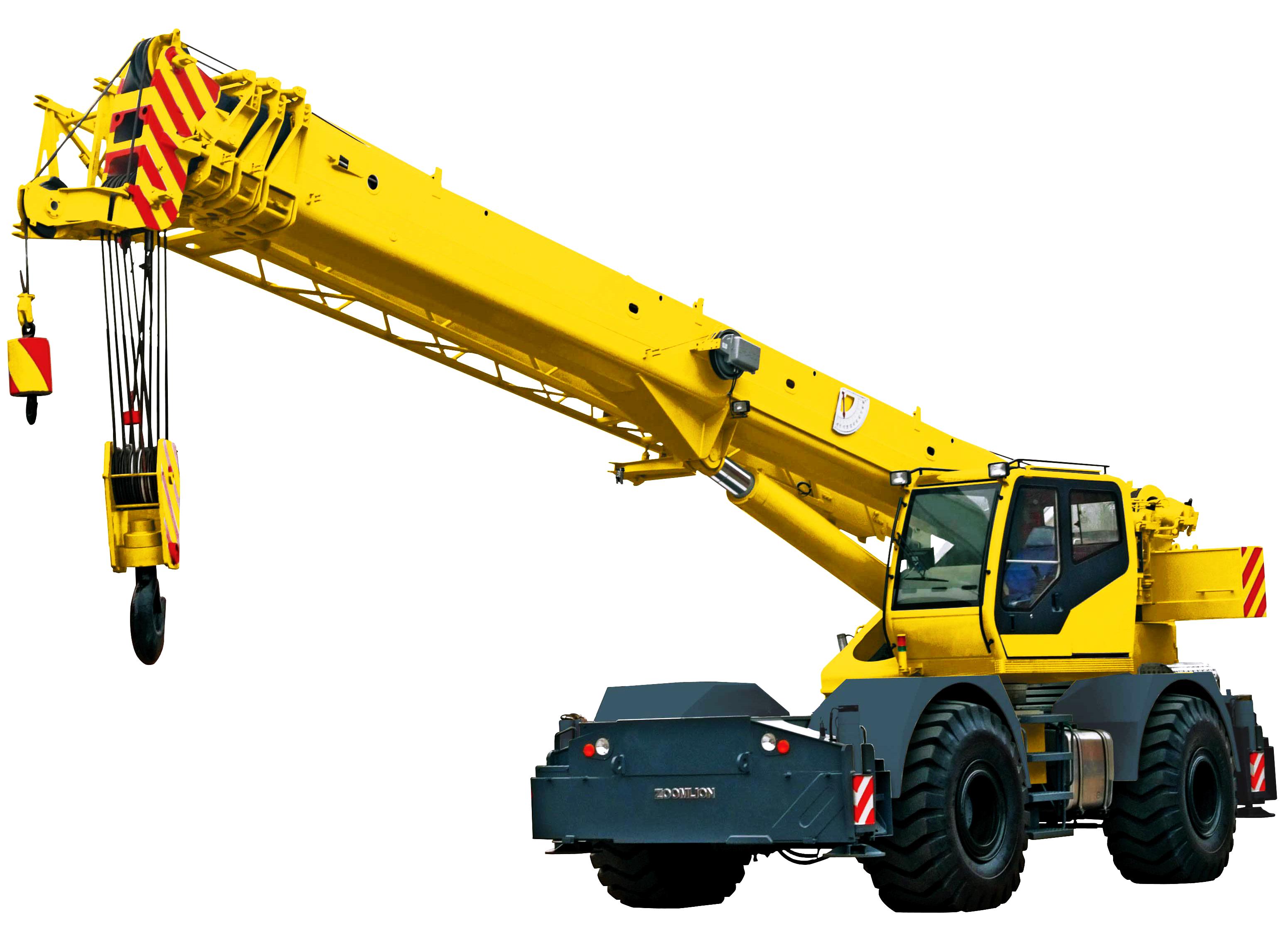 Crane HD PNG