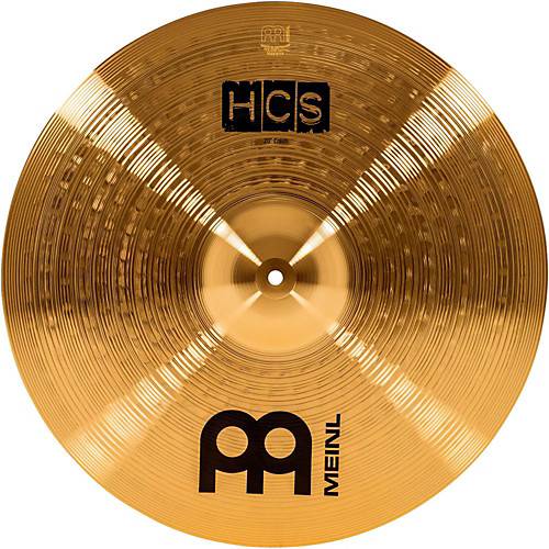 Meinl HCS Crash Cymbal - Crash Cymbal PNG