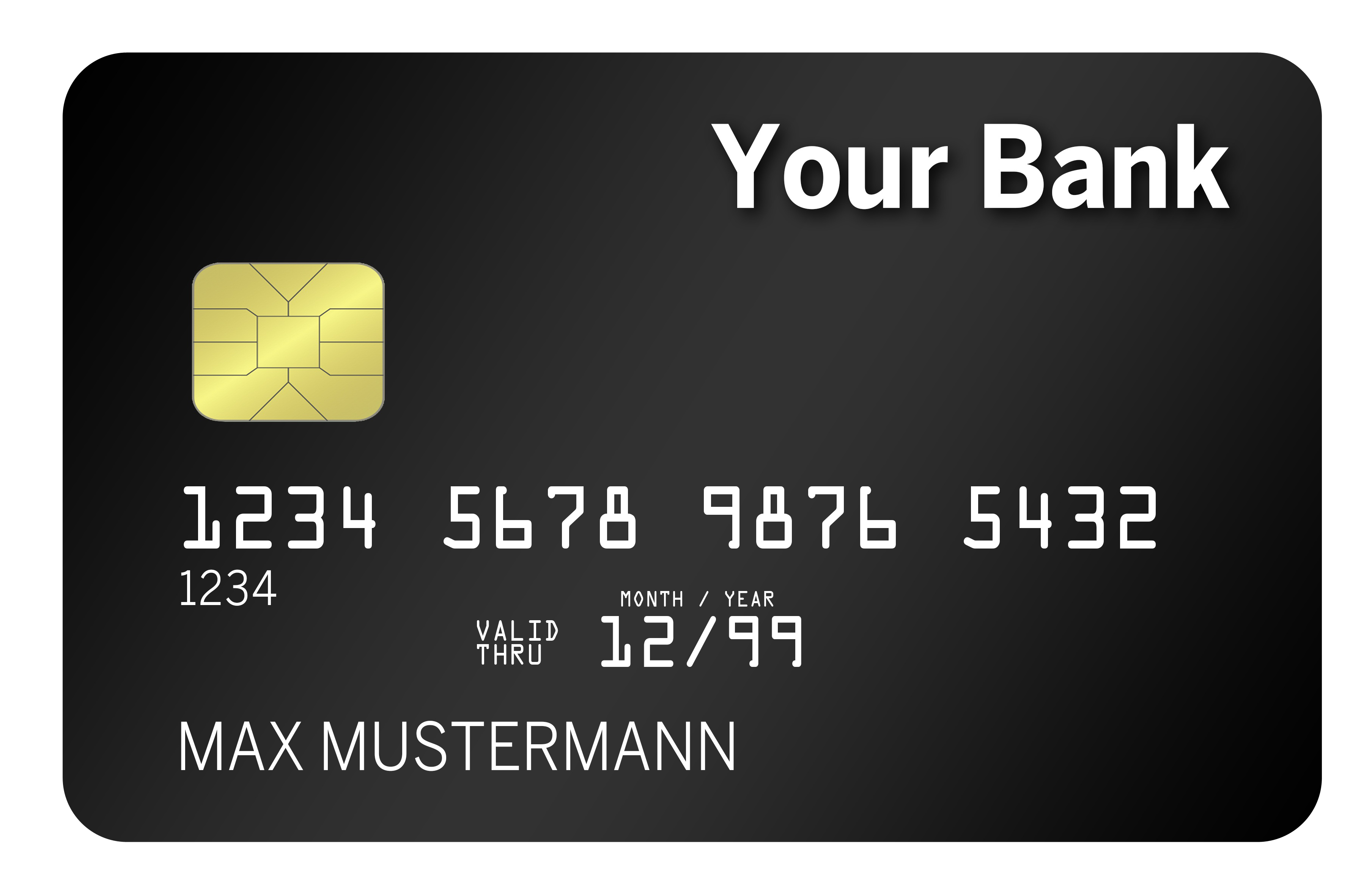 Credit Card PNG-PlusPNG.com-3616 - Credit Card PNG