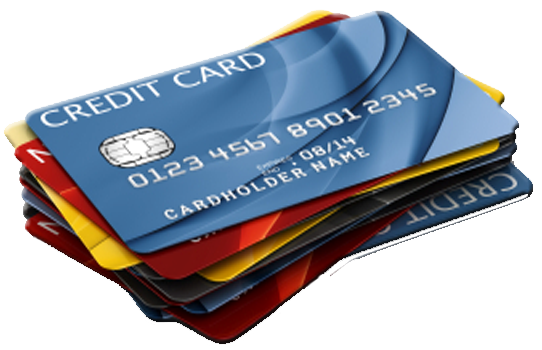 Credit Card Transparent Background - Credit Card PNG