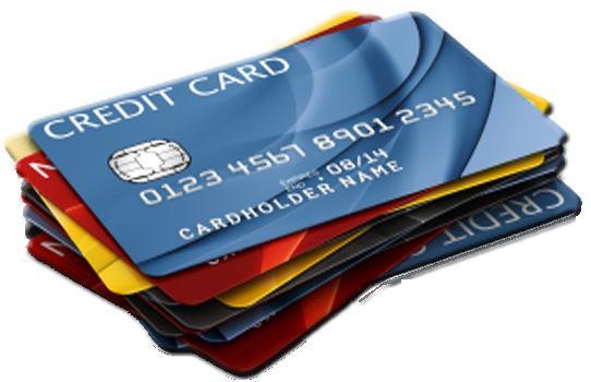 Credit Card PNG - 24313