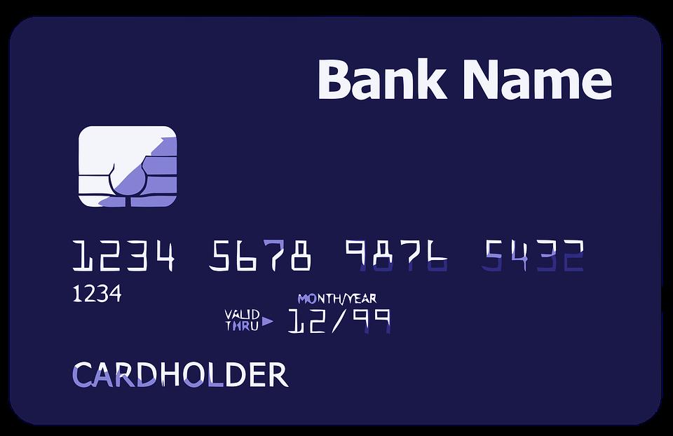 Credit Card PNG HD - 137713