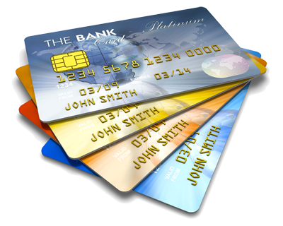Credit Card PNG HD - 137711