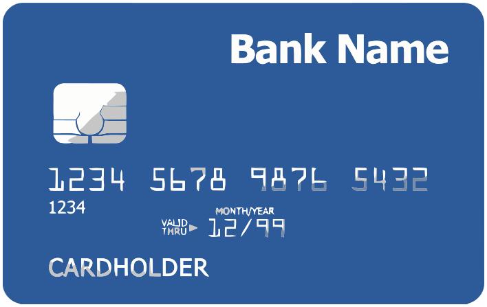 Credit Card PNG HD - 137712