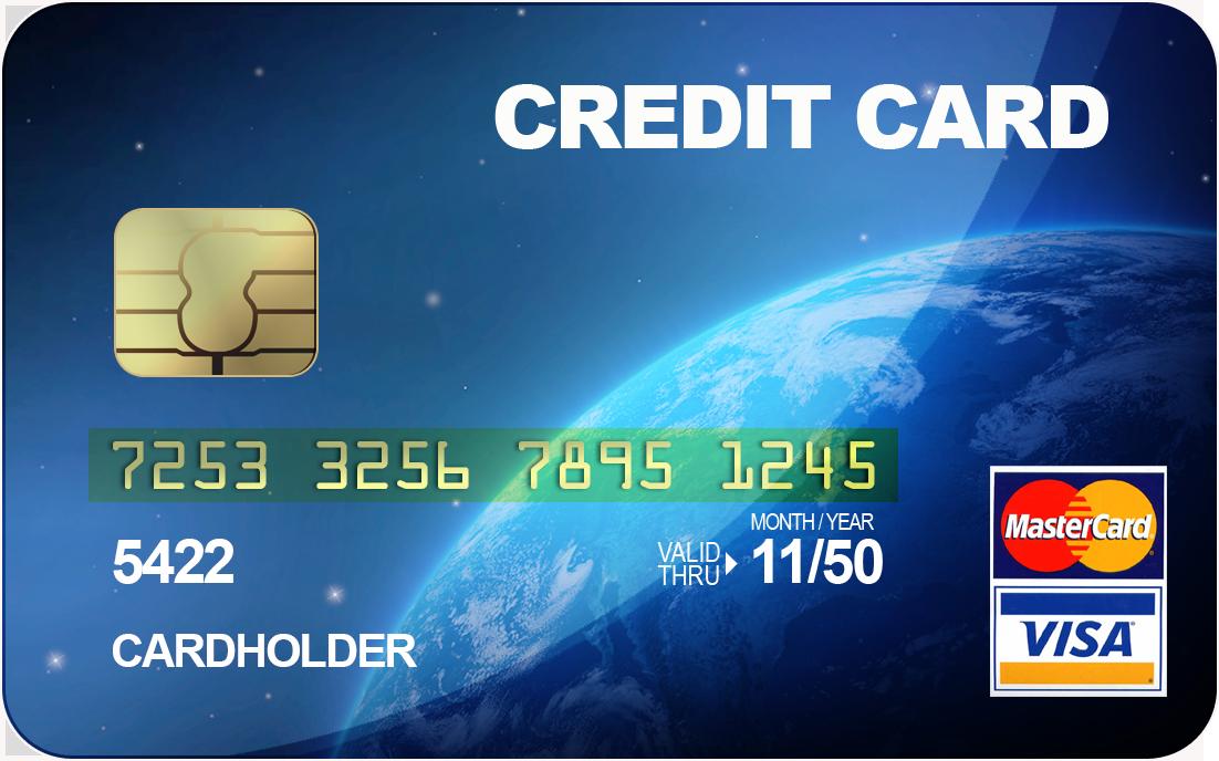 Credit Card PNG HD - 137714