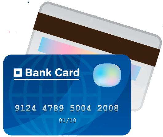 Credit Card PNG HD - 137715