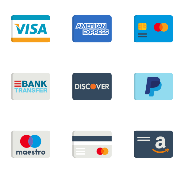Credit Cards 29 Free Icons (svg, Eps, Ps #1505831 - Png Images - Pngio - Credit Cards Logo PNG