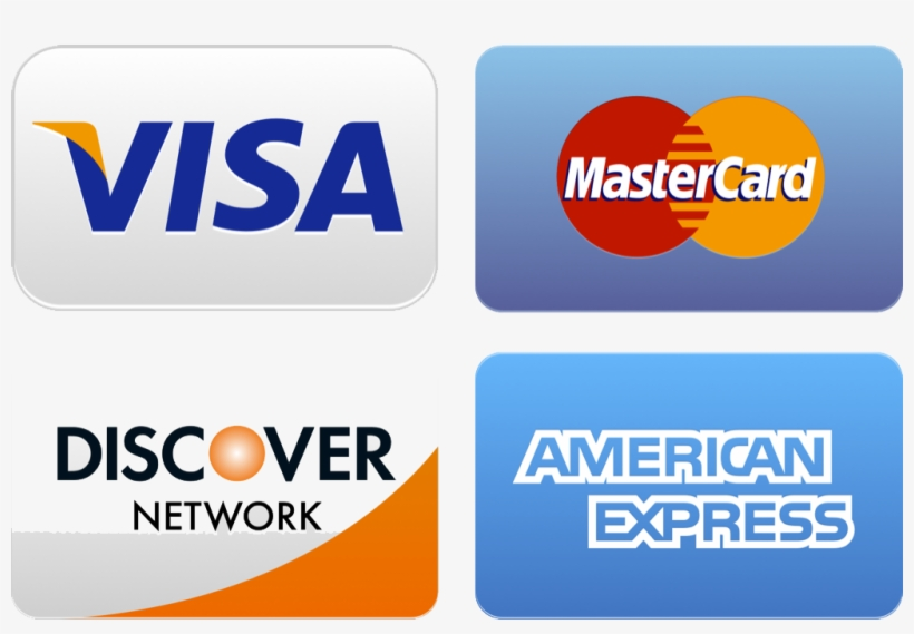 Credit Cards - All Credit Card Logos Transparent Png - 1024x661 Pluspng.com  - Credit Cards Logo PNG