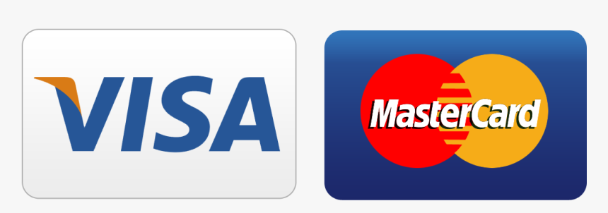 Credit Or Debit Card - Mastercard Logo Visa Card, Hd Png Download Pluspng.com  - Credit Cards Logo PNG