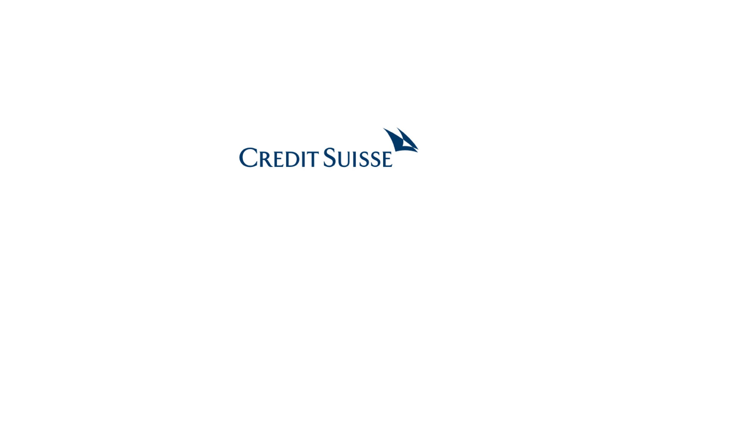 Credit Suisse Logo PNG-PlusPNG.com-2487 - Credit Suisse Logo PNG