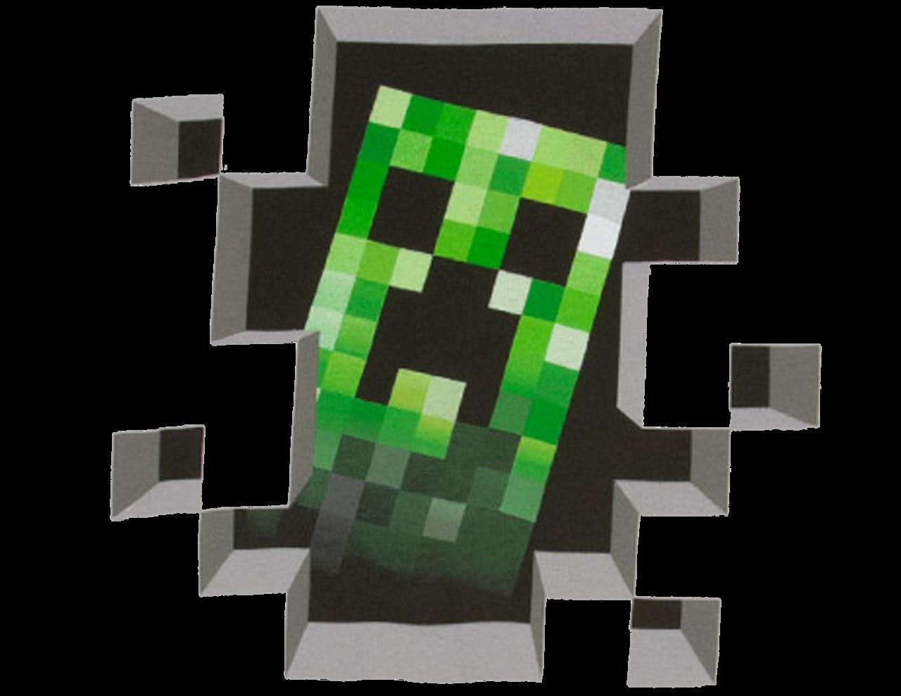 Creeper Transparent PNG - Minecraft PNG
