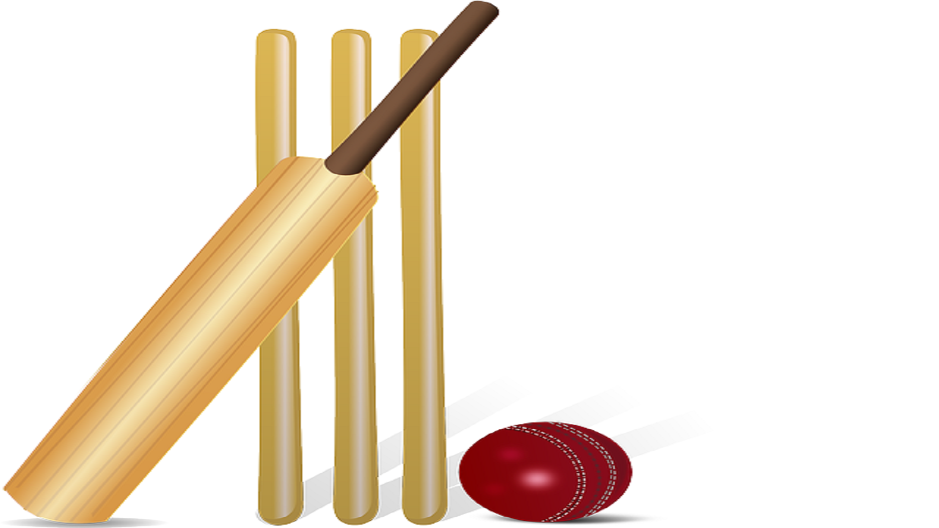 Cricket Bat PNG HD - 131995