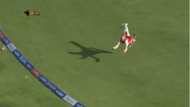 IPL 2013: The spectacular catches of the season - Cricket Catch PNG