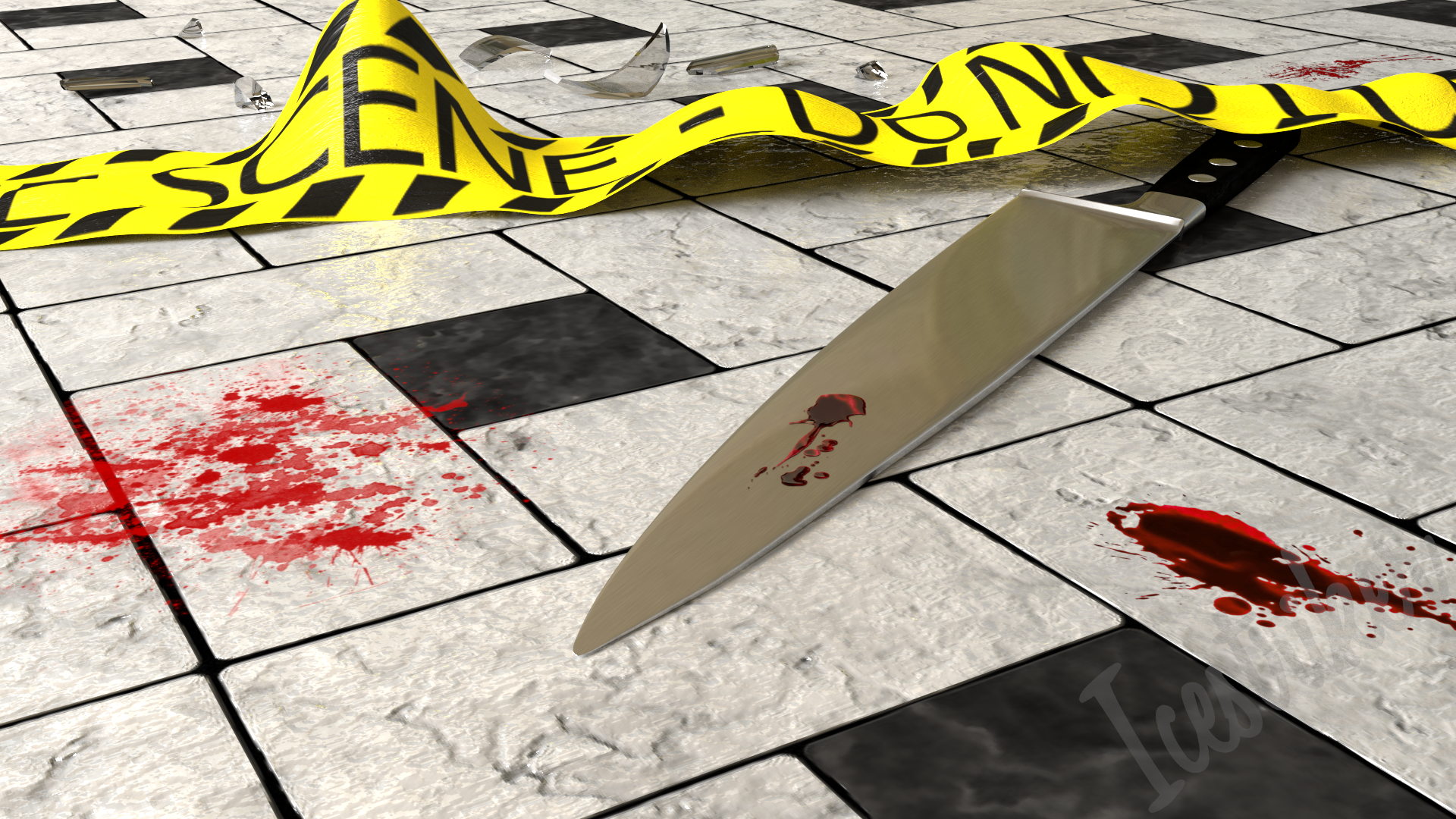 Crime Scene PNG HD - 140745