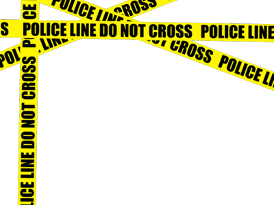 Police tape PNG - Crime Scene PNG HD