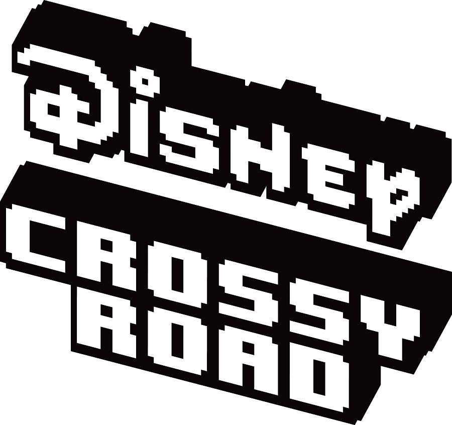 CrossyDisney_Logo - Crossy Road HD PNG