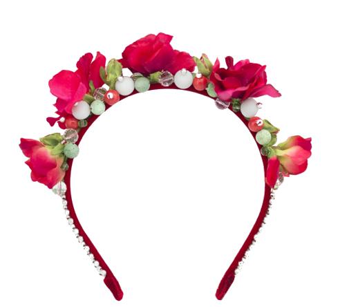 Snapchat Flower Crown PNG HD - Crown PNG HD