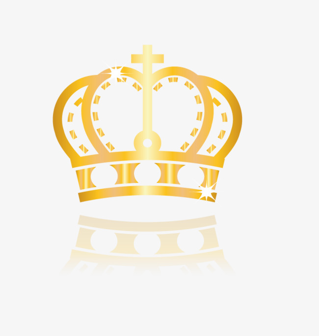 Vector Crown, Hd, Vector, Glowing Golden Crown PNG and Vector - Crown PNG HD
