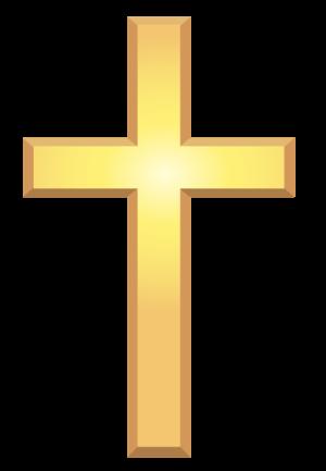 Crucifix PNG HD - 120791
