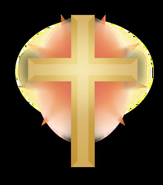 Crucifix PNG HD - 120795