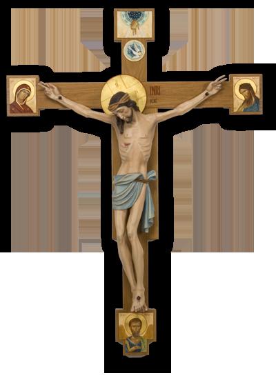 Crucifix PNG HD - 120781