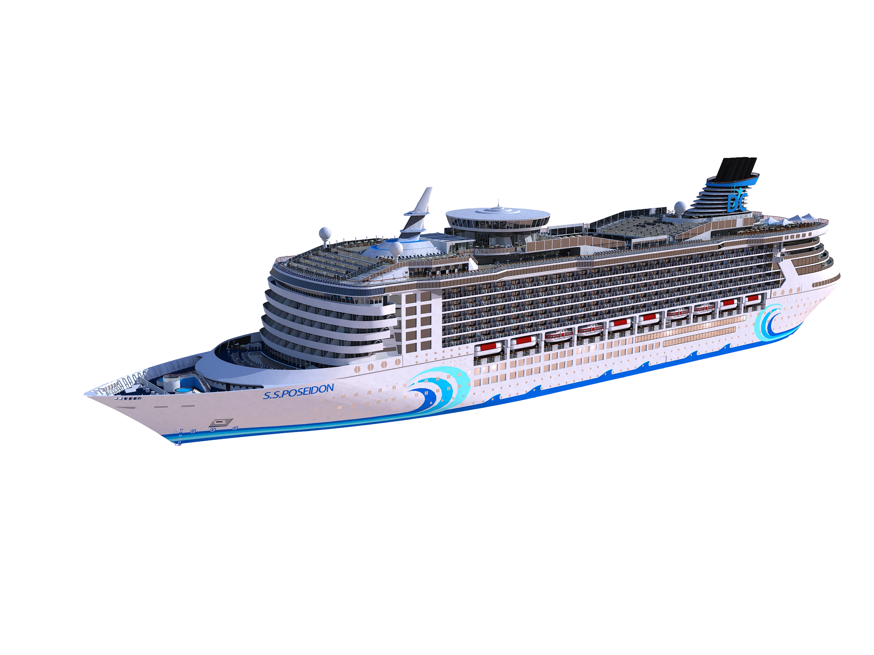 Cruise Ship PNG Picture - Cruise Ship PNG