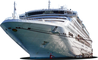 Cruise Ship Transfers - Cruise Ship PNG