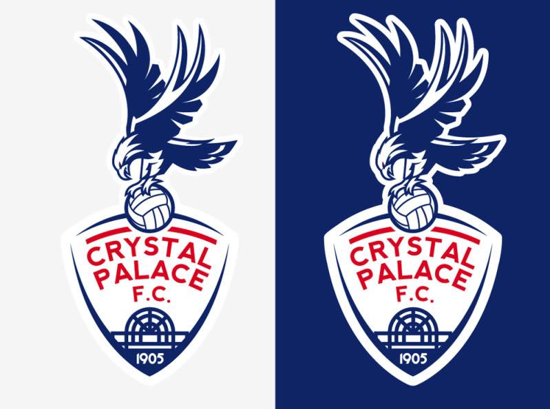 Crystal Palace Fc Logo Vector PNG - 37269