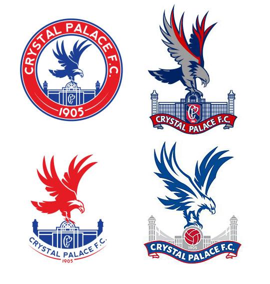 Crystal Palace Fc Logo Vector PNG - 37267