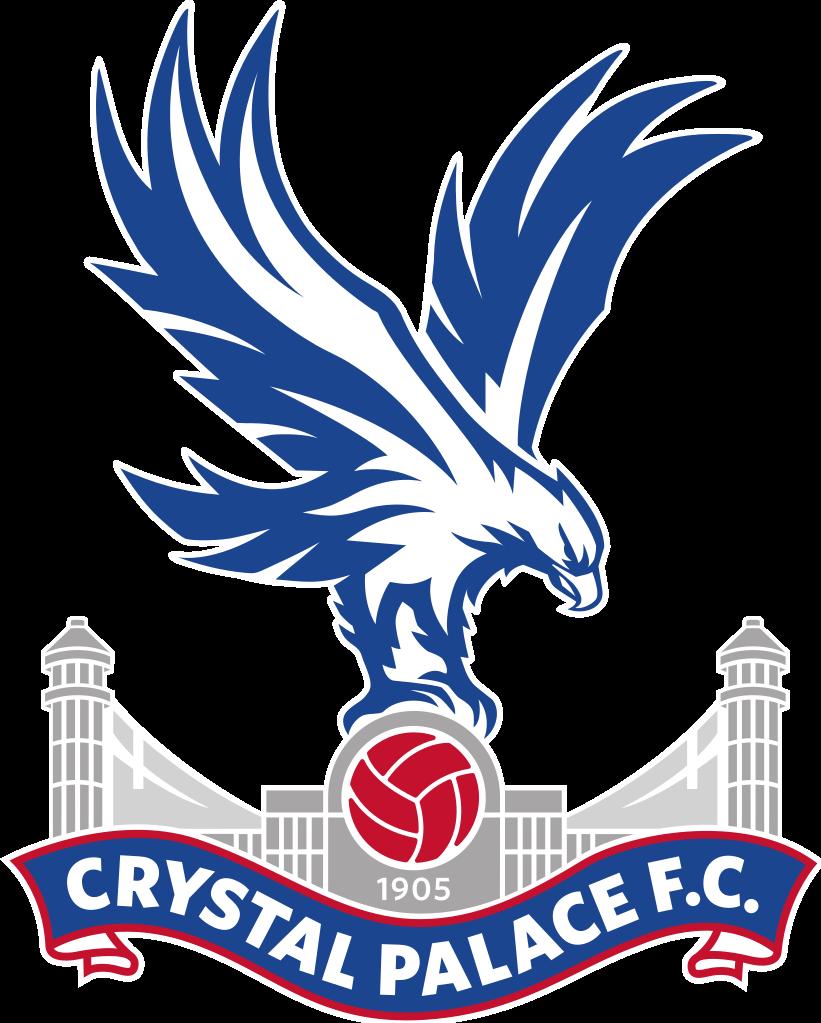 Crystal Palace FC logo.svg - Crystal Palace Fc PNG