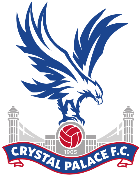 File:Crystal Palace FC logo.svg - Crystal Palace Fc PNG