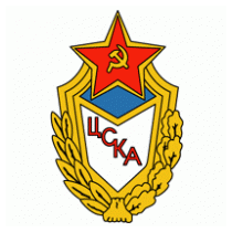 Football - Cska Moscow Logo Vector PNG