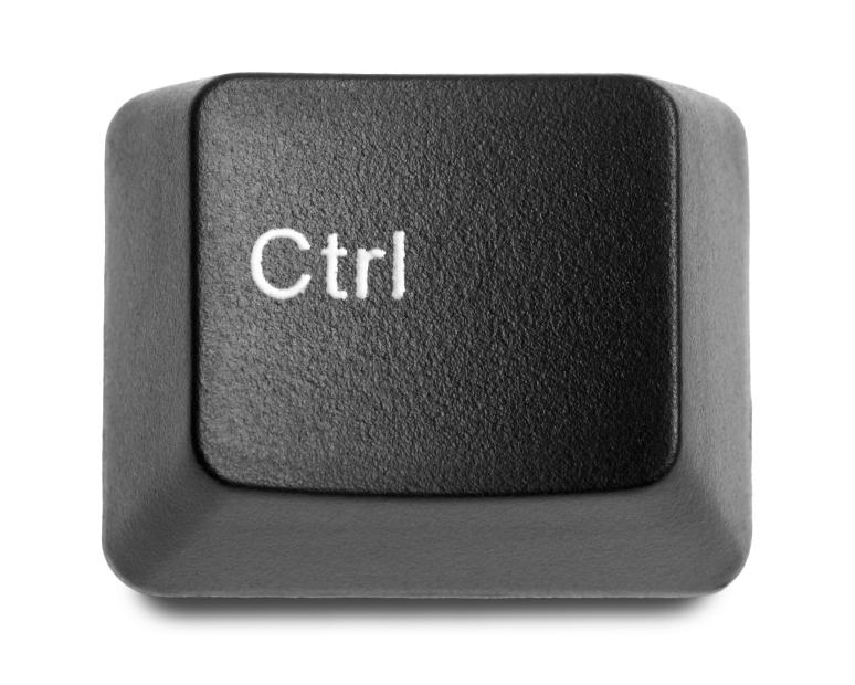 Ctrl Key PNG - 133352