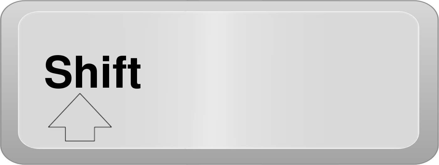 Ctrl Key PNG - 133355